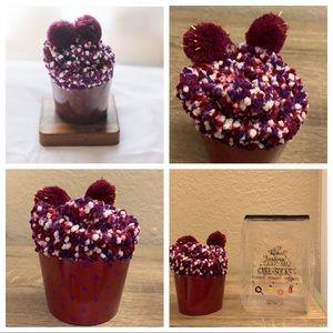 3 for $20 NWT Cozy Purple Cupcake Socks